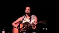 Angaleena Presley Talks Music, Nashville, and Being a Single Mom.