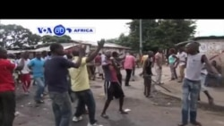 VOA60 AFIRKA: Majalisar Dinking Duniya Tace Mutanen Burundi, Mayu 7, 2015