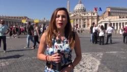 Papa Francisco agradece a voluntarios del Año de la Misericordia
