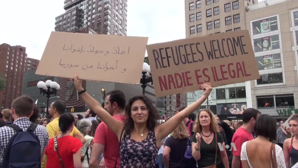 the syrian refugee crisis in america How trump responded to syrian refugee crisis versus the chemical  let's end  the politically correct agenda that doesn't put america first.
