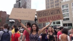 Activists Demand Greater US Role in Syrian Refugee Crisis