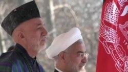 阿富汗計劃與伊朗達成合作協議