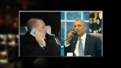 اوباما و اردوغان درباره سوریه تلفنی صحبت کردند