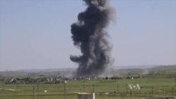 Kurdlar Raqqa jangiga hozirlanmoqda