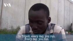 Malian Migrant Sama Tounkara Talks About Gunman in Libya