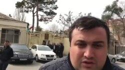 Mehman Hüseynov həbs edildi