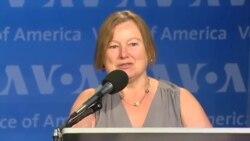 «Ամերիկայի Ձայն»-ի տնօրեն Ամանդա Բենեթի շնորհավորանքը «Ամերիկայի Ձայն»-ի Հայկական ծառայության 65-ամյակի կապակցությամբ