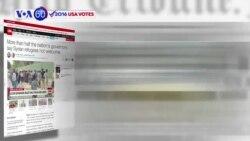 Manchetes Americanas 17 Novembro 2015