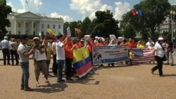 Ecuatorianos piden TPS a Obama