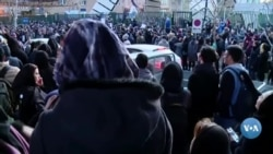 Eron: Samolyot qulashi ketidan iste'foga chaqiriqlar
