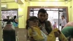 2012-10-13 美國之音視頻新聞: 敘利亞反叛分子與政府軍再度發生衝突
