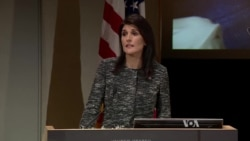 Nikki Haley says US Must Take Sides in South Sudan Conflict
