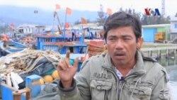 Tâm sự của ngư dân khi đánh cá ở Biển Đông