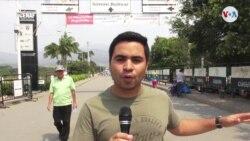 Senador Tim Kaine llega a Cúcuta y constata situación de venezolanos en la frontera