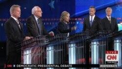 Tras debate, Clinton se consolida como favorita