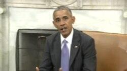Obama on TPP Trade Deal