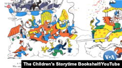 """""""And to Think I Saw it on Mulberry Street,"""" which contains Asian and Arab stereotypes, will no longer be published by Dr. Seuss Enterprises.(Courtesy The Children's Storytime Bookshelf/YouTube)"""