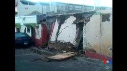 2014-07-08 美國之音視頻新聞: 墨西哥地震造成5人死亡