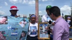 Nicaragua: Madre acusa a la policía de matar su niño de un tiro en la cabeza