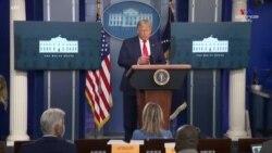 """Նախագահ Թրամփն ասել է, որ ԱՄՆ-ը """"միգուցե"""" կորոնավիրուսի պատվաստանյութ տրամադրի մյուս երկրներին:"""
