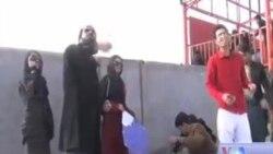 رقابت گودی پران بازی تحت شعار صلح در هرات