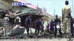 Abantu 7 bahitanywe na bombe 10 barakomereka i Mogadishu muri Somaliya