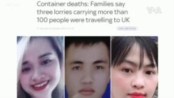 中國敦促英國盡快查明人口販賣受害者的身份
