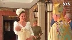 Lễ rửa tội của cậu út nhà Công tước-Công nương Cambridge