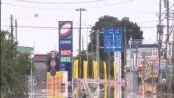 日本證實有三人在洪災中死亡20多人受傷