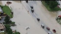 2013-09-15 美國之音視頻新聞: 羅拉多州洪水泛濫﹐四人喪生