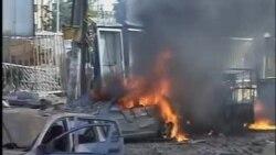叙利亚阿勒颇大学爆炸83人丧生