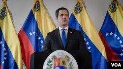 Juan Guaidó, a quien muchas naciones han reconocido como el gobernante interino legítimo de Venezuela, participó en 75 Asamblea General de la ONU. Foto cortesía.