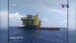 Trung Quốc mời thầu 25 lô dầu khí ở Biển Đông