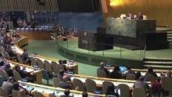 La ONU pide fin del embargo a Cuba