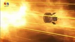 کاوشگر «پارکر» به اندازه یک خودروی کوچک، در نزدیکی خورشید