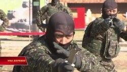 Quân đội Đài Loan diễn tập trước Tết nguyên đán
