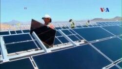 Điện mặt trời cạnh tranh giành khách hàng với điện thường