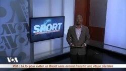 Page des Sports : Tour préliminaire du Mondial 2022, éliminatoires des JO 2020, l'Afrique éliminé du Mondial de basket