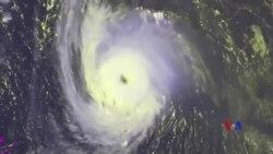 2018-09-12 美國之音視頻新聞: 颶風佛羅倫斯登陸美國東岸前夕 超過百萬人被要求 撤離