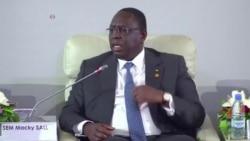 Macky Sall appelle à un islam tolerant