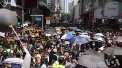 三成被捕的香港民主活动人士为不满18岁青年