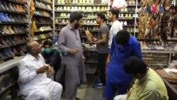 عید پر روایتی ثقافتی چپلوں کی مانگ زیادہ
