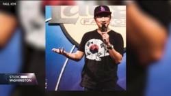 """Stand-up komičar iz Los Angelesa poručuje """"smijeh je lijek"""""""