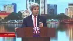 Ngoại Trưởng Kerry khuyên Việt Nam không nên vội vàng thay thế TPP