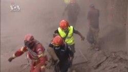 ภูเขาไฟระเบิดในกัวเตมาลาเสียหายหนัก ยอดผู้เสียชีวิตยังพุ่งสูงต่อเนื่อง
