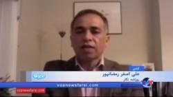 علی اصغر رمضانپور: رابطه سپاه و آقای روحانی به بدترین شرایط سه سال اخیر رسیده است