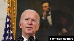 جو بایدن رییس جمهوری ایالات متحده