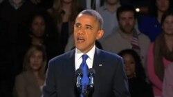 Obama qayta saylandi/Obama re-elected