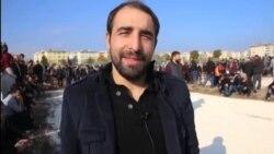 Tahir Elçi'nin öldürülmesine halk tepkili