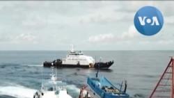 Indonesia bắt tàu cá Việt trên Biển Đông